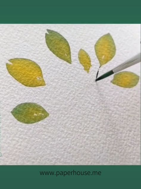 """Watercolor Paintings👉www.paperhouse.me💝Get $3 with code """"PIN3""""💝Paperhouse Stationery"""