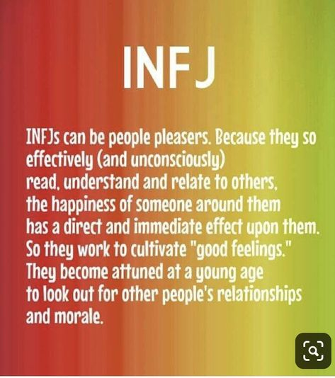List of meyers briggs personality types infj truths pictures
