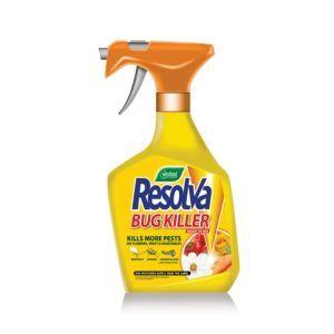 Resolva Fast Action Liquid Spray Pest Control 1lbrown Pest Control Plant Bugs Bugs