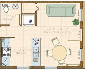 16 Ft X 20 Ft Tiny House Floor Plans Studio Apartment House Construction Cost In Bangalore We Tiny House Floor Plans Studio Apartment Floor Plans House Plans