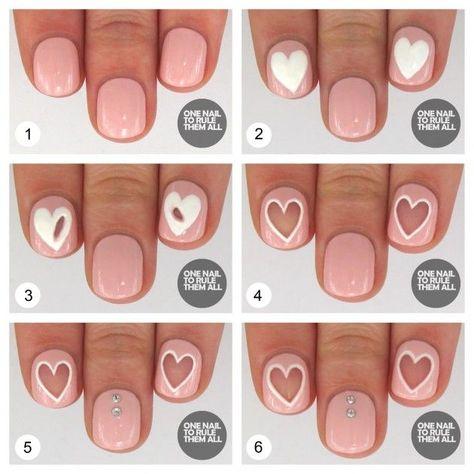 Schritt für Schritt Nagel Make-up und Tutorials   - Schwarz Nägel - #für #Makeup #Nagel #Schritt #Schwarz #Tutorials #und