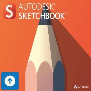 تحميل برنامج الرسام الاحترافى Autodesk Sketchbook احدث اصدار Sketch Book Sketchbook Pro Autodesk