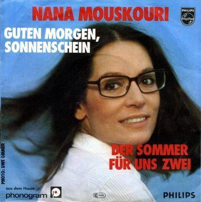 Nana Mouskouri Guten Morgen Sonnenschein Lyrics Nana