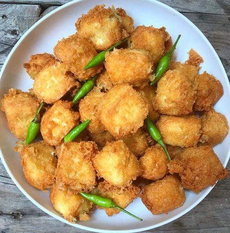 Cara Membuat Tahu Crispy Renyah Dan Tahan Lama Serta Resep Tahu Goreng Crispy Lengkap Bahan Bikin Tahu Crispy Sajiku Al Resep Tahu Resep Masakan Masakan Simpel