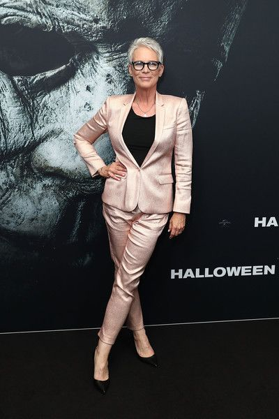 Jamie Lee Curtis Halloween 2020 Premiere Jamie Lee Curtis Pixie in 2020 | Jamie lee curtis, Jamie lee