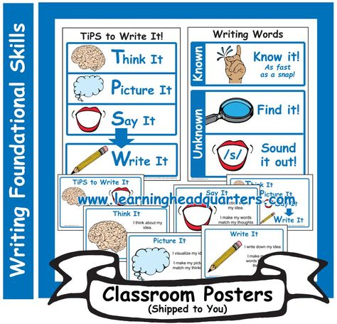 4: Writing Foundational Skills