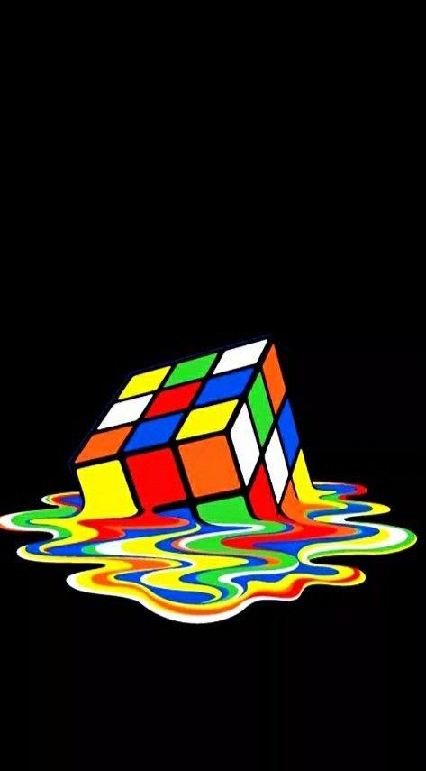 Fond Ecran En 2020 Rubis Cube Fond Ecran Meilleur Graffiti
