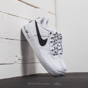 new arrivals release date: factory outlet Nike Air Force 1 LV8 (GS) White/ Black | Shoes, Women shoes, Nike ...