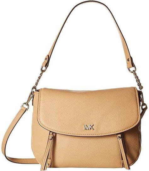 68e2eb67d362 MICHAEL Michael Kors Evie Medium Shoulder Flap Shoulder Handbags ...