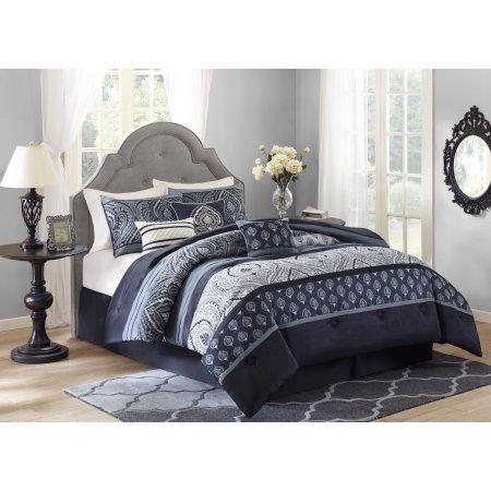 aa62c65540550128004a3ff3c6e1ad4e - Better Homes And Gardens Indigo Paisley Comforter Set