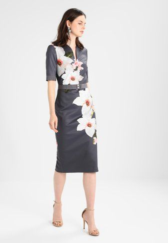 fast delivery buying now buy popular Ted Baker FREDICA - Cocktailjurk - black - Zalando.nl | PhD outfit ...