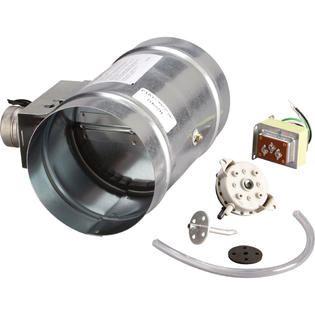 Broan 8 Automatic Make Up Air Damper Broan Range Hood Kitchen Exhaust
