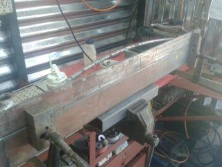 Diy Sheet Metal Bender Brake Depozitare