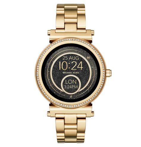 Smartwatch Damenuhr MKT5021 | Damenuhren, Handtaschen