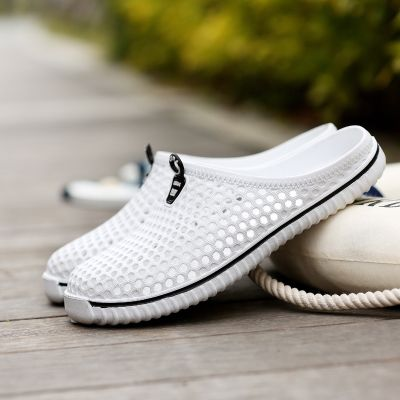 boot Summer breathable sandals male han edition lovers shoes