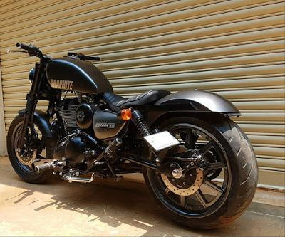 Bulleteer Customs Bangalore Bikes Prices In India Motoauto Best Custom Mod Royal Enfield Thunderbird 350 Harley Davidson Painting Harley Davidson Bikes