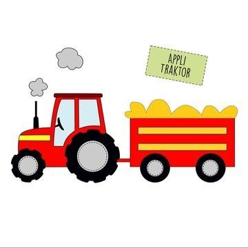 Applikationsvorlage Traktor Applikation Vorlagen Applikationsvorlage Vorlagen