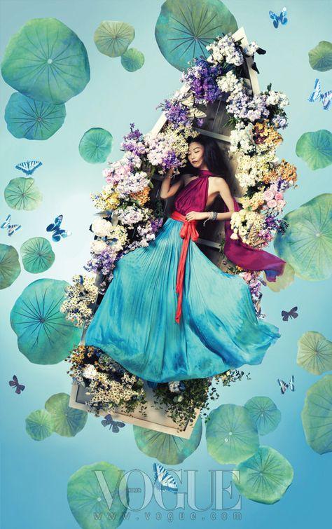 One Dream… Vogue Korea