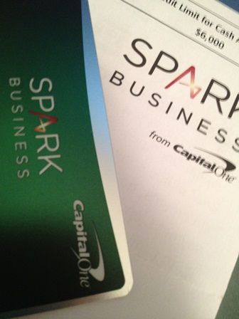 New Spark Business Cash Card From Capital One With Images