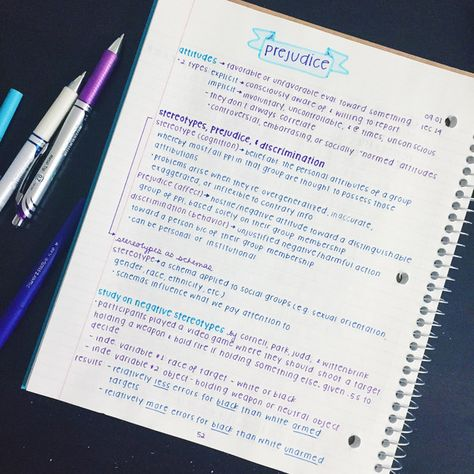 This is drool-worthy handwriting. | 25 Studying Photos That Will Make You Want To Do Well In School For Once