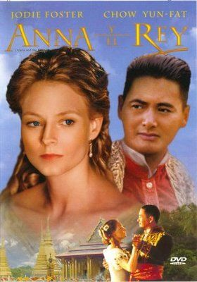 Anna And The King Poster Movie Tv Movies Movies And Tv Shows