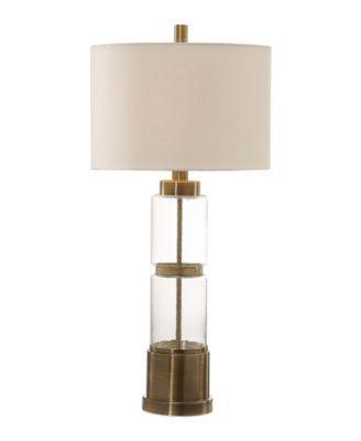 Uttermost Vaiga Glass Column Lamp & Reviews All Lighting