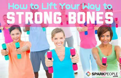 Strength Training: Good for Muscles, Great for Bones