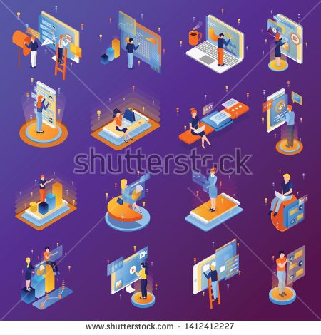 Download Microelectronic Computer Chip Icon Data Computing