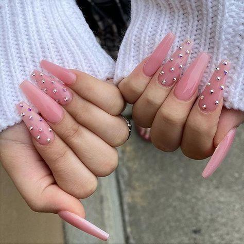 "#1 Nails Page on Instagram: ""So beautiful 🤩🤩 Follow us @theluckynails Follow us @nailsclipspro ° ° ° ------------------------------------ #nailfeed #nailcandy #nailart…"""