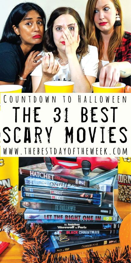 Halloween 2020 Spolier Watch a Scary Movie (With 31 Recommendations!) in 2020 | Scary