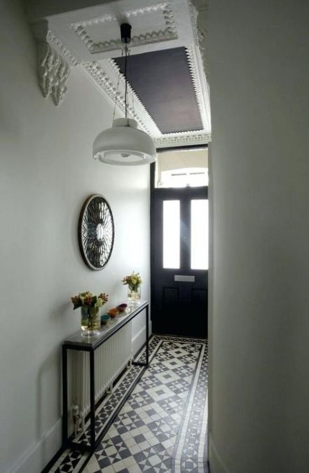Best House Entrance Decoration Front Entry Mirror Ideas House