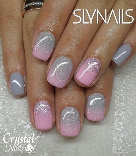 Trendy Nails Ombre Dip Powder 24 Ideas #toenails