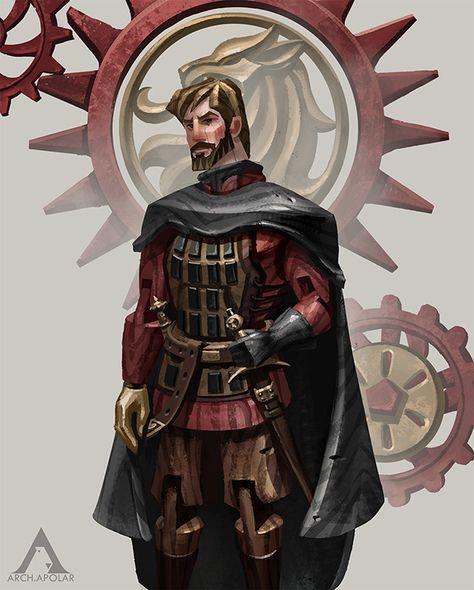 Game Of Thrones Fan Art Poster On Behance Jaime Lannister As