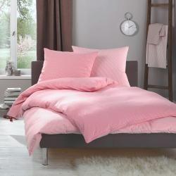 Lorena Gestreift Bettbezug Einzeln 155x200 Cm Feinflanell