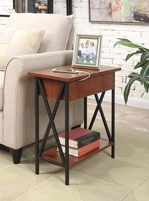 Top 10 Best Bedside Table For Living Room In 2020 Reviews Flip Top Table End Tables Furniture