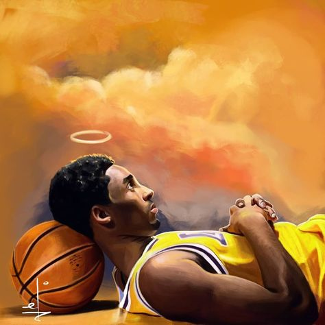 Kobe Bryant Family, Kobe Bryant 8, Lebron James Lakers, Lakers Kobe, Kobe Bryant Daughters, Kobe Bryant Pictures, Nba Pictures, Acrylic Painting Inspiration, Michael Jordan Basketball