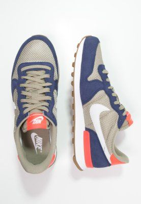 new product 810a3 9250c Nike Sportswear INTERNATIONALIST - Sneakers - loyal bluewhitebamboo -  Zalando.dk
