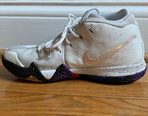 premium selection 474ea ed1e0 Nike Kyrie 4 NCAA Tournament Shoes Size 6 #fashion #clothing ...