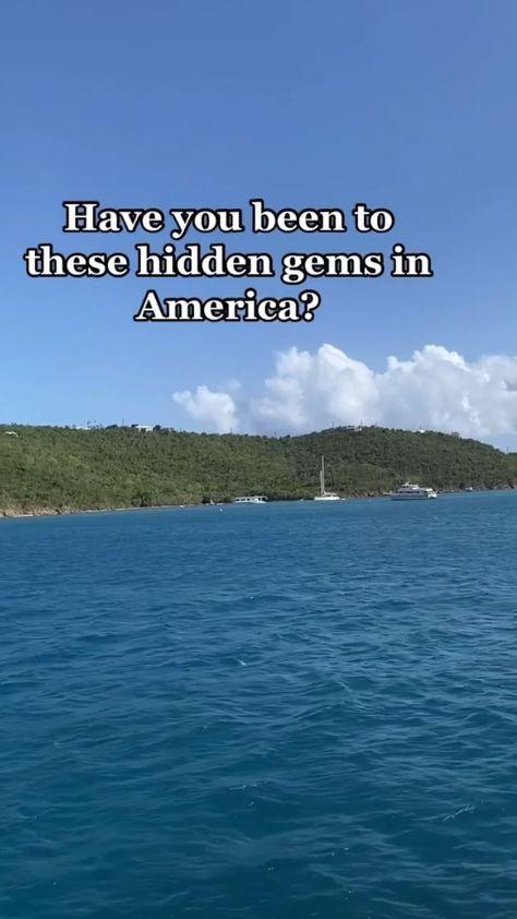 HIDDEN ISLANDS YOU NEED TO VISIT IN AMERICA