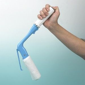 Self Wipe Toilet Tissue Aid Personal Hygiene Aid Helps People With Arthritis Who Have Difficulty Bending Improves Bathroom Self Care Medical Supplies Wipes Bathroom Toilets