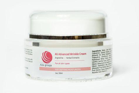 Aiza Groups Ag Advanced Wrinkle Cream Anti Aging Repairs Dark