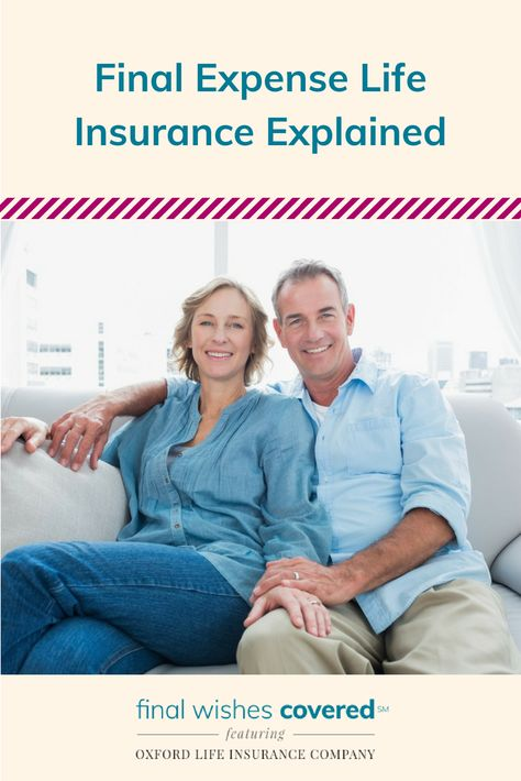 Final Expense Life Insurance Explained Life Insurance Facts