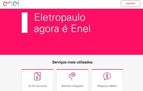 Enel 2 Via Aprenda Consultar E Imprimir A Sua Conta De Luz