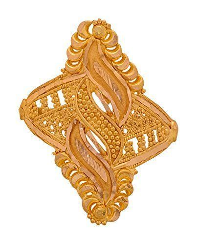 Buy Senco Gold Aura Collection 22k Yellow Gold Ring Online At Low Prices In India Am Gold Jewellery Design Necklaces Gold Rings Jewelry Gold Jewellery Design