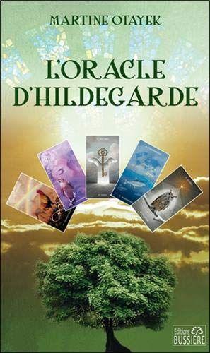 Amazon Fr L Oracle D Hildegarde Livre Jeu Martine