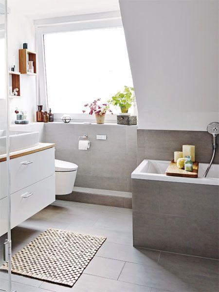 Badezimmer grau weiß ähnliche tolle Projekte und Ideen wie im Bild - badezimmer grau wei
