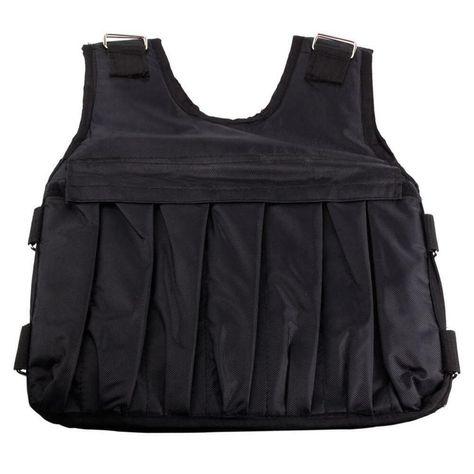 Ad(eBay) 57LB 26KG Vest Jacket Exercises Boxing Training