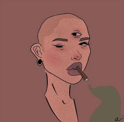 Illustrations That Reveal The Darkest Secrets Of Feminine Sexuality