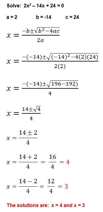 Using The Quadratic Formula Worksheet Answers : using, quadratic, formula, worksheet, answers, Solving, Quadratic, Equations, Factoring, Worksheet, Answers, Homeschooldressage.com, Qua…, Equations,, Quadratics,, Quadratics