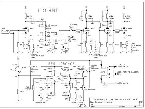 Схема techno ts-7407f